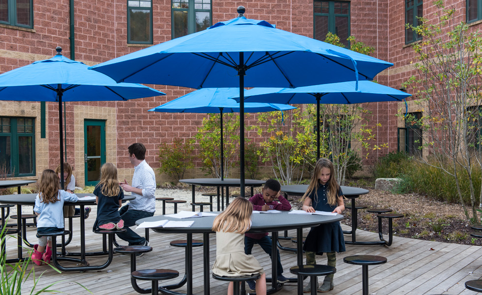 Outdoor Learning Commons